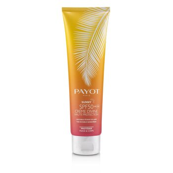 Sunny SPF 50 Crème Divine High Protection The Invisible Sunscreen - For Face & Body  150ml/5oz