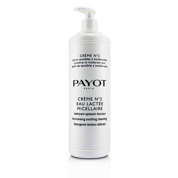 Creme N°2 Eau Lactée Micellaire Harmonising Soothing Cleansing (Salon Size)  1000ml/33.8oz
