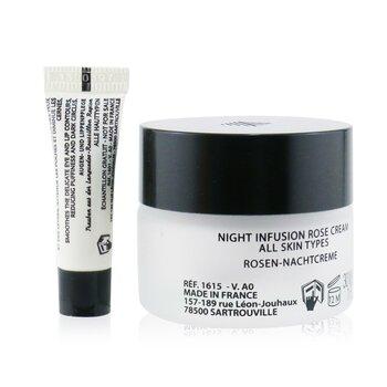 Aromatherapie Night Infusion Rose Cream  30ml/1oz