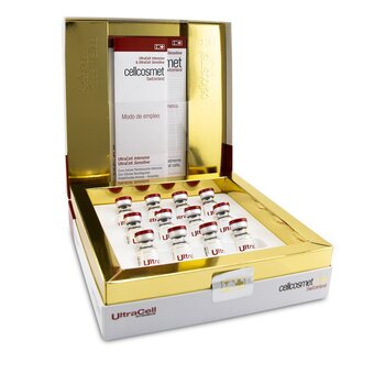 Cellcosmet UltraCell Intensive Revitalising Cellular Program  12x1ml/0.03oz