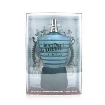 Le Male Eau De Toilette Spray (Window Box)  200ml/6.8oz