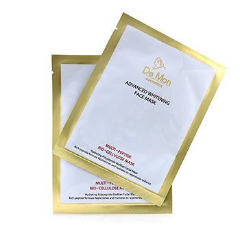 Advanced Whitening Face Mask (Multi-Functional Whitening & Moisturizing)  3x25ml/0.8oz