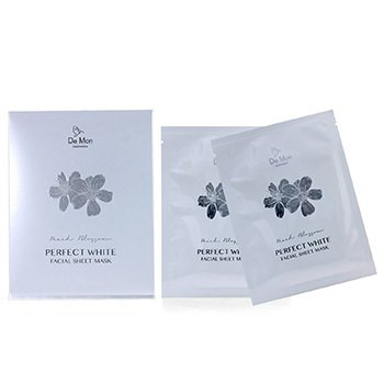 Perfect White Facial Sheet Mask  3x25ml/0.8oz