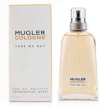 Mugler Cologne Take Me Out Eau De Toilette Spray  100ml/3.3oz