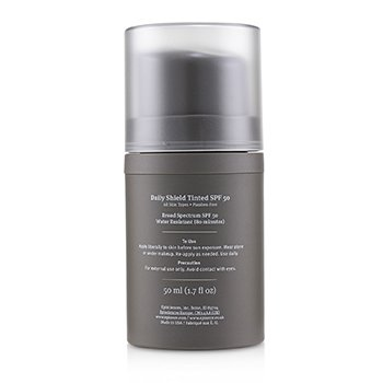 Daily Shield Tinted SPF 50 - For All Skin Types  50ml/1.7oz