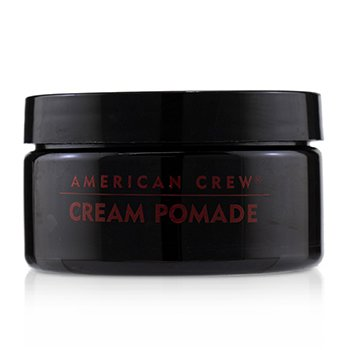 Men Cream Pomade (Light Hold and Low Shine)  85g/3oz