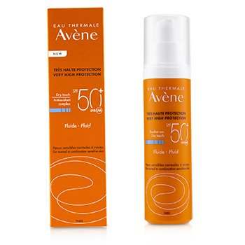 Very High Protection Fluid SPF 50 - For Normal to Combination Sensitive  50ml/1.7oz