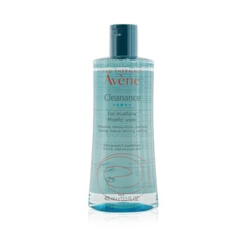 Cleanance Micellar Water (For Face & Eyes) - For Oily, Blemish-Prone Skin  400ml/13.52oz