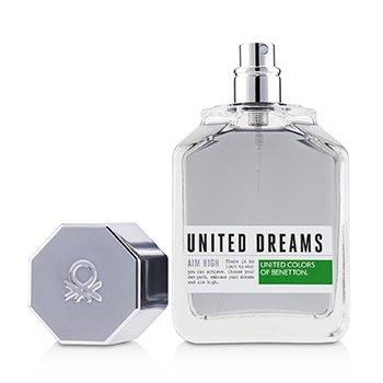 United Dreams Aim High Eau De Toilette Spray  100ml/3.4oz