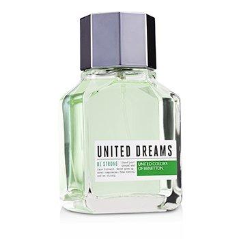 United Dreams Be Strong Eau De Toilette Spray  100ml/3.4oz