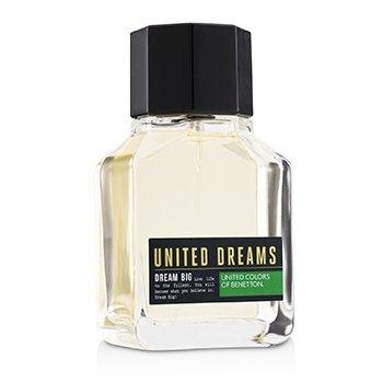 United Dreams Dream Big Eau De Toilette Spray  100ml/3.4oz