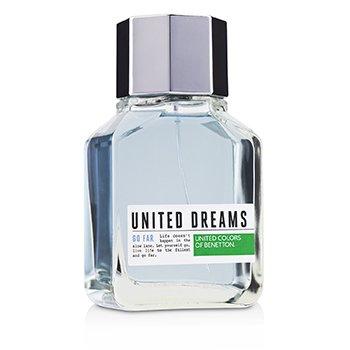United Dreams Go Far Eau De Toilette Spray  100ml/3.4oz