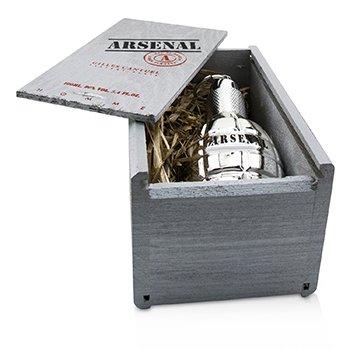 Arsenal Platinum Eau De Parfum Spray  100ml/3.4oz
