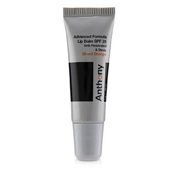 Logistics For Men Advanced Formula Lip Balm SPF 25 - Blood Orange (Exp. Date 04/2020)  7g/0.25oz