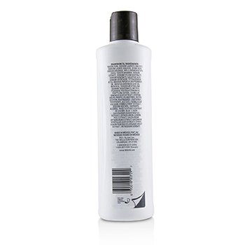 Derma Purifying System 3 Cleanser Shampoo (Colored Hair, Light Thinning, Color Safe)  300ml/10.1oz