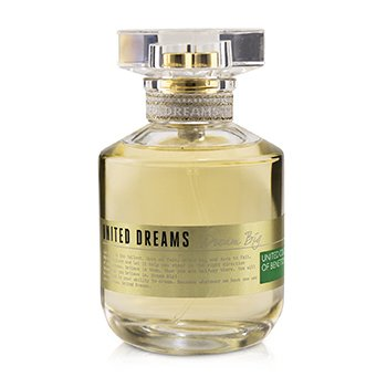 United Dreams Dream Big Eau De Toilette Spray  80ml/2.7oz
