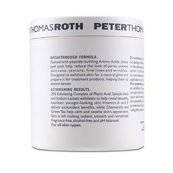 Peptide 21 Amino Acid Exfoliating Peel Pads  60pads
