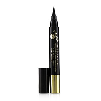 Waterproof 24 Hours Long Lasting Wing Stamp Eyeliner Double Side Eyeliner – Thin Stamp  4.5ml/0.1587oz