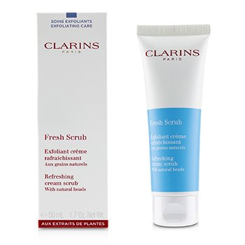 Fresh Scrub - Refreshing Cream Scrub  50ml/1.7oz