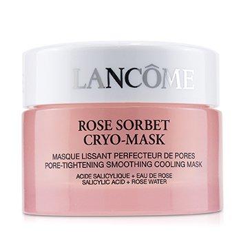 Rose Sorbet Cryo-Mask - Сужающая Поры Разглаживающая Охлаждающая Маска   50ml/1.7oz