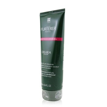 Okara Color Color Radiance Ritual Color Protection Conditioner - Color-Treated Hair (Salon Product)  250ml/8.4oz