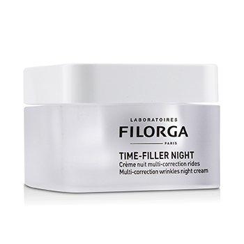 Time-Filler Night Multi-Correction Wrinkles Night Cream קרם לילה  50ml/1.69oz
