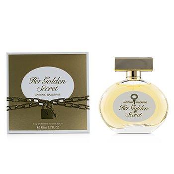 Her Golden Secret Eau De Toilette Spray  80ml/2.7oz