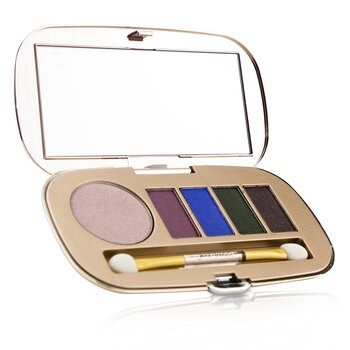 Let's Party Eyeshadow Kit (5x Eyeshadow, 1x Applicator)  9.6g/0.34oz