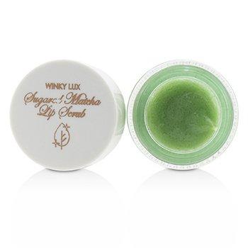 Sugared Matcha Lip Scrub  7g/0.25oz
