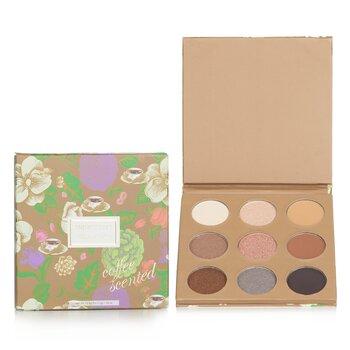 Eyeshadow Palette (9x Eyeshadow)  9x1.7g/0.058oz