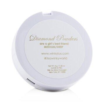 Diamond Powders Foundation  8g/0.28oz