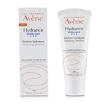 Hydrance LIGHT Hydrating Emulsion - For Normal to Combination Sensitive Skin  40ml/1.3oz