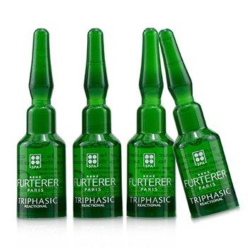 Triphasic Reactional Anti-Hair Loss Ritual Sudden Hair Loss Treatment  12x5ml/0.16oz