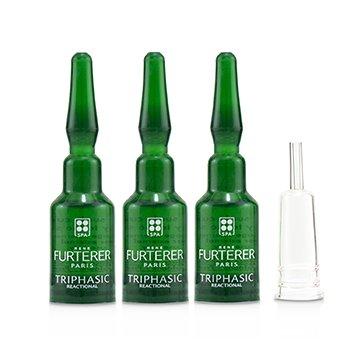 Triphasic Reactional Anti-Hair Loss Ritual Sudden Hair Loss Treatment  24x5ml/0.16oz