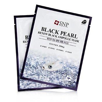 Black Pearl Renew Black Ampoule Mask  11x25ml/0.84oz