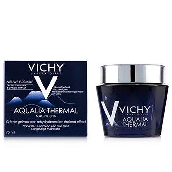 Aqualia Thermal Night Spa Hydrating Gel-Cream  75ml/2.54oz