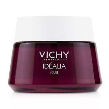 Idealia Night Recovery Gel-Balm (For All Skin Types)  50ml/1.69oz