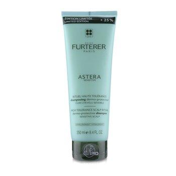 Astera Sensitive High Tolerance Scalp Ritual Dermo-Protective Shampoo - Sensitive Scalp (Limited Edition + 25%)  250ml/8.4oz
