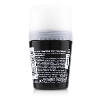 Homme 72H* Extreme-Control Anti Perspirant Roll-On (For Sensitive Skin)  50ml/1.69oz