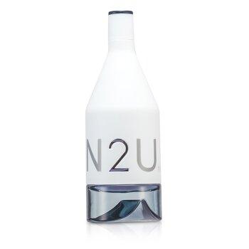 IN2U Eau De Toilette Spray (Unboxed)  100ml/3.4oz