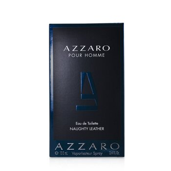 Pour Homme Naughty Leather Eau De Toilette Spray  100ml/3.4oz