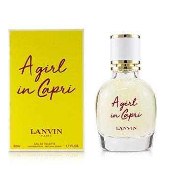 A Girl In Capri Eau De Toilette Spray  50ml/1.7oz