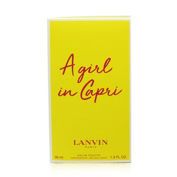 A Girl In Capri Eau De Toilette Spray  30ml/1oz