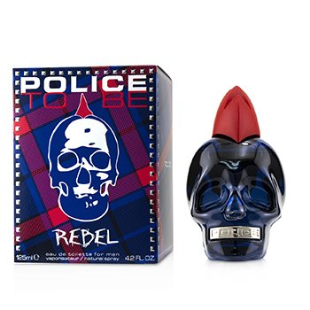 To Be Rebel Eau De Toilette Spray  125ml/4.2oz