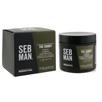 Seb Man The Dandy (Pomade)  71.25g/2.51oz