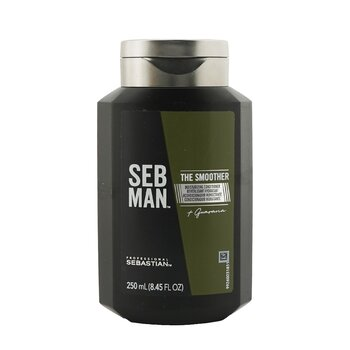 Seb Man The Smoother (Moisturizing Conditioner)  250ml/8.45oz