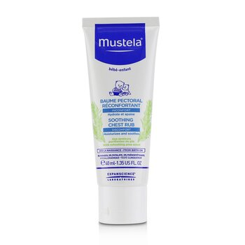 Soothing Chest Rub - Moisturizes & Soothes  40ml/1.35oz