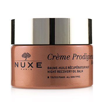 Creme Prodigieuse Boost Night Recovery Oil Balm - For All Skin Types  50ml/1.7oz