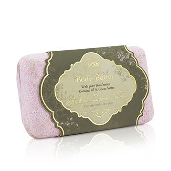 Body Butter (For Extremely Dry Skin) - Patchouli Lavender Vanilla (Exp. Date 05/2020)  100g/3.53oz