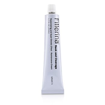 Neck & Cleavage Replenishing & Super-Density Effect - Maintenance Cream - Grade 5  50ml/1.7oz